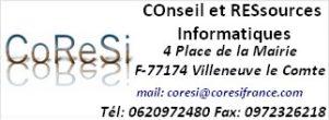 COnseil et RESsources Informatiques